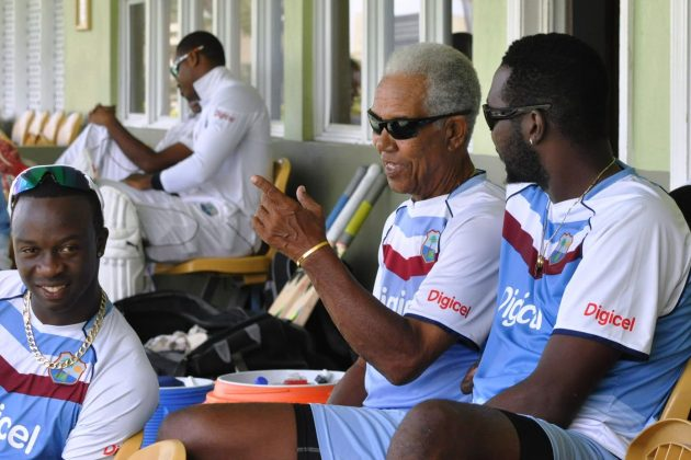 Ottis Gibson welcomes legends to Windies camp - Cricket News