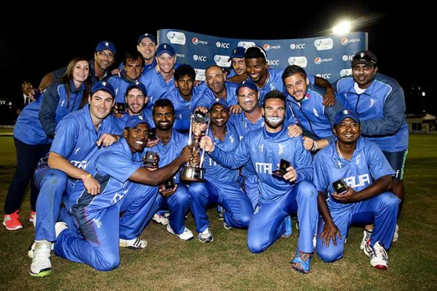 ICC announces schedule, match officials and final squads for Pepsi ICC WCL Div.4 - Cricket News