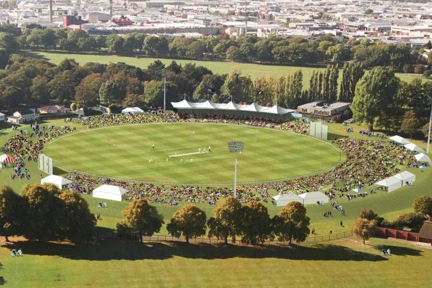 Hagley Oval primed to open the ICC Cricket World Cup 2015 - Cricket News