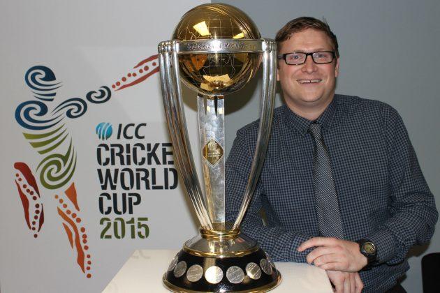 ICC CWC 2015 Internship opens door to career - Cricket News