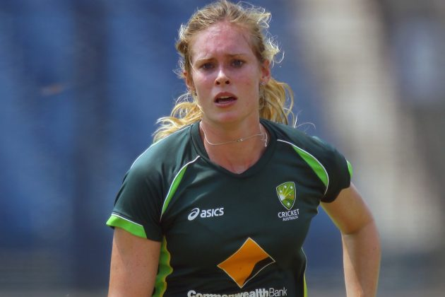 Holly Ferling to miss series against Pakistan - Cricket News