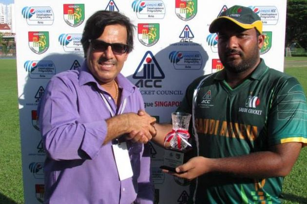 Khalid's five-wicket haul sets up Kuwait win - Cricket News