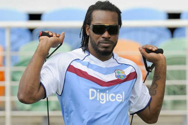 Gayle relaxed 'at home', ready for 100th Test at Sabina Park - Cricket News