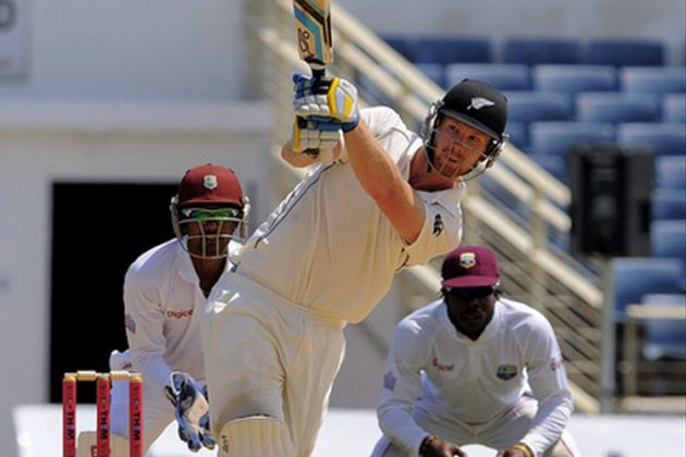 Neesham and Watling hurt West Indies - Cricket News