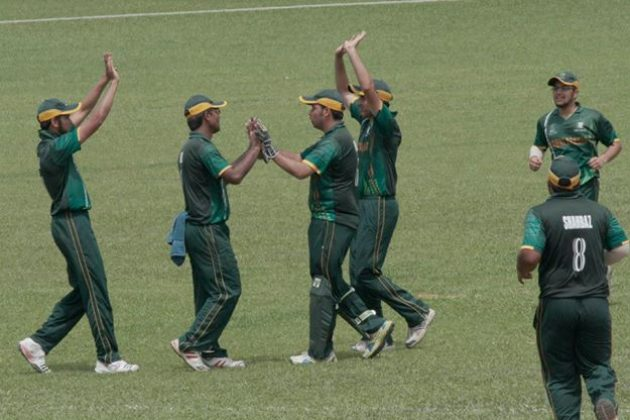 Rasheed, Saleem steer Saudi Arabia to massive win - Cricket News