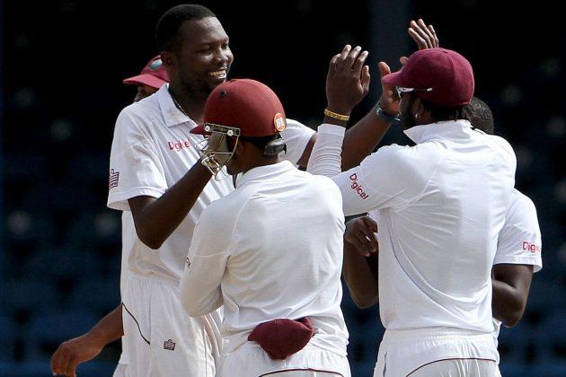 West Indies tightens grip on second Test - Cricket News