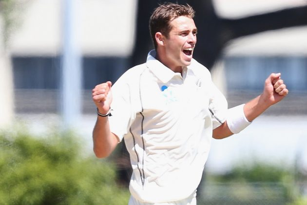 Tim Southee fined for breaching ICC Code of Conduct - Cricket News
