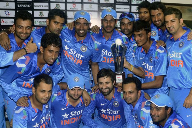 India takes series 2-0; final ODI abandoned - Cricket News