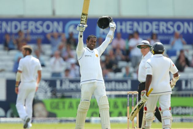 Mathews, Prasad put Sri Lanka in command - Cricket News