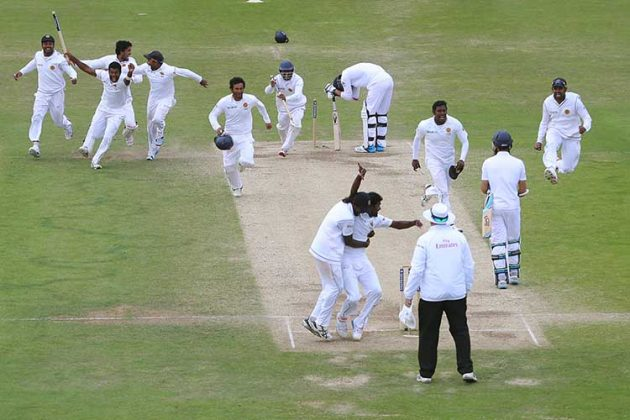 Sri Lanka takes series with thrilling win - Cricket News
