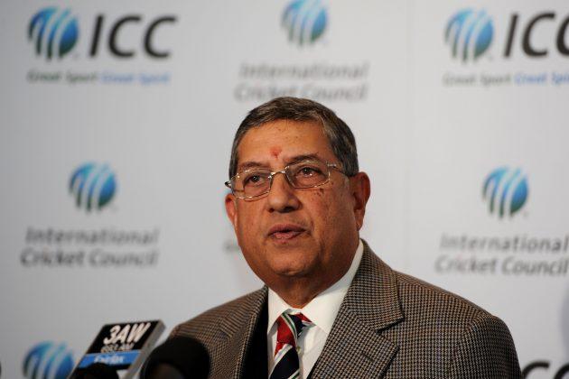 Srinivasan confirmed as ICC Chairman  - Cricket News