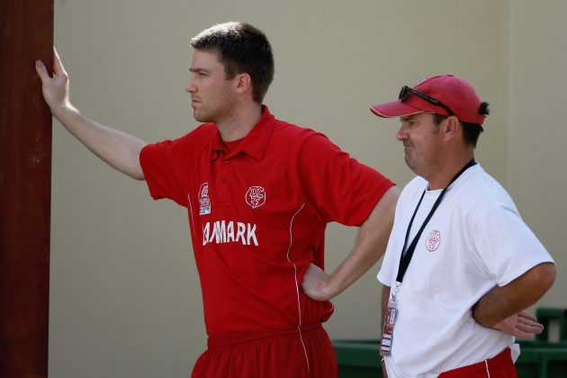 Denmark's Michael Pedersen reprimanded for breaching ICC Code of Conduct - Cricket News