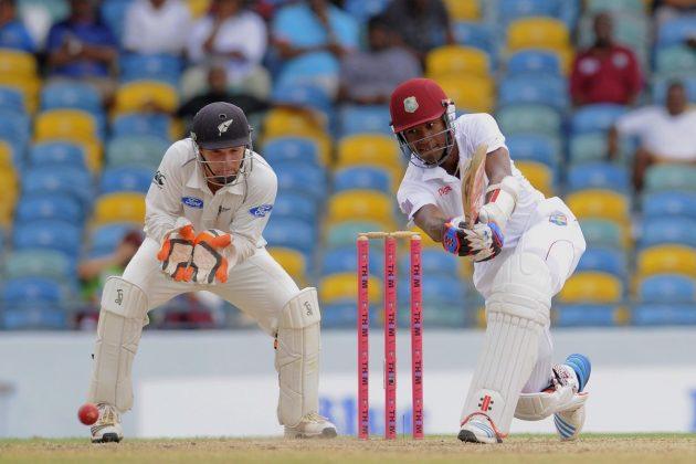 Brathwaite stars on rain-hit second day - Cricket News