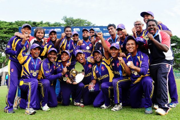 Khizar Hayat helps Malaysia win ICC WCL Division Four - Cricket News