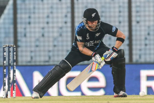New Zealand wins rain-hit first T20I - Cricket News