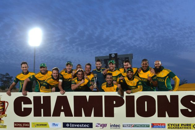 South Africa win series after de Kock, de Villiers tons - Cricket News