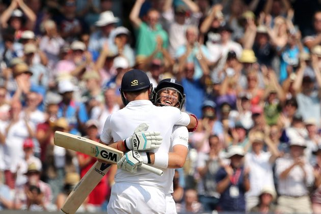 England ahead after Root-Anderson heroics - Cricket News