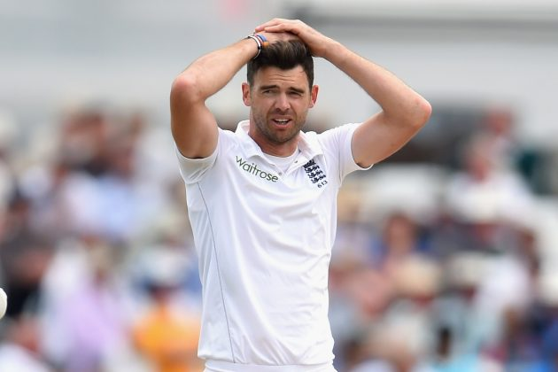 James Anderson charged with offence under ICC's Code of Conduct - Cricket News