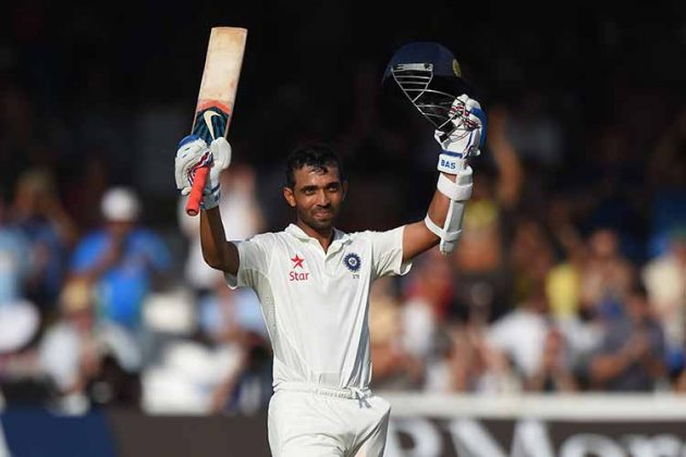 Rahane special shores up India - Cricket News