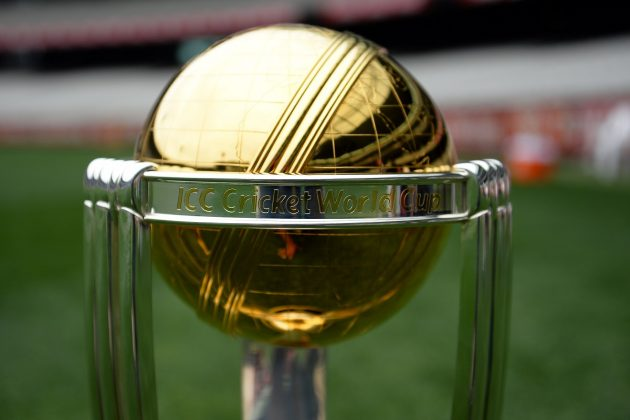 ICC Cricket World Cup trophy arriving tonight - Cricket News