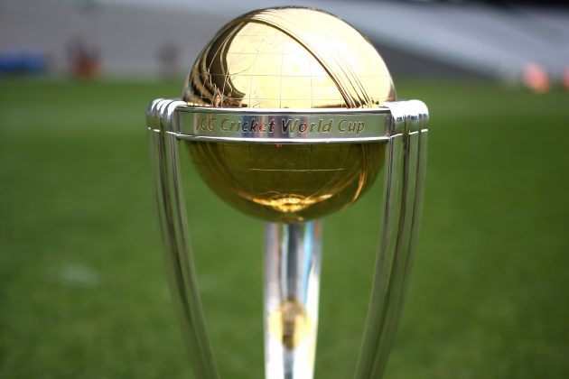 ICC Cricket World Cup Trophy to Visit PNG - Cricket News
