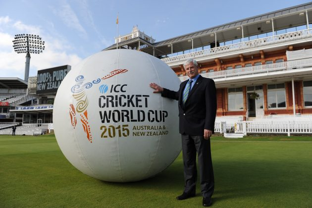 Around the wicket with: Sir Richard Hadlee
