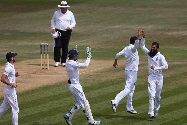Ali spins England to equaliser - Cricket News