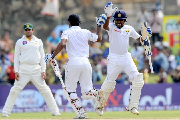 Sangakkara, Jayawardene keep Sri Lanka on track - Cricket News