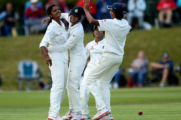 India Women strong after 16-wicket day - Cricket News