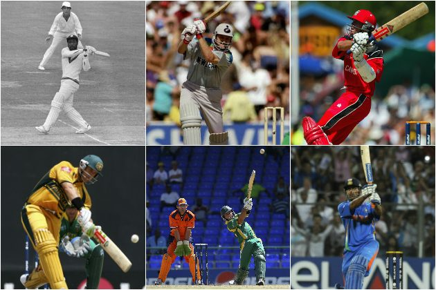 Six of the best: Famous ICC Cricket World Cup Six Hitters - Cricket News