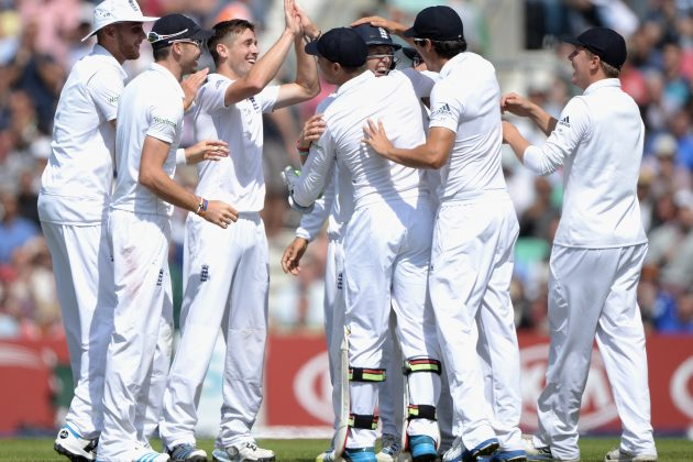 England takes control of fifth Test - Cricket News