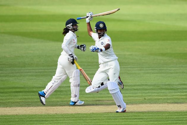 Raj guides India Women to historic win - Cricket News