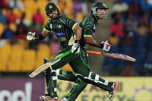 Pakistan clinches victory off penultimate ball