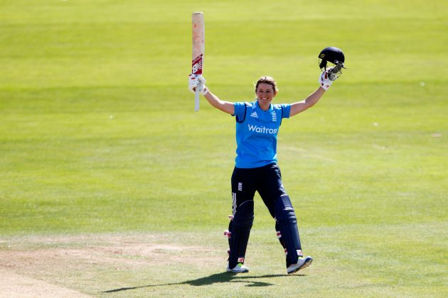 Edwards ton gives England Women 2-0 lead - Cricket News