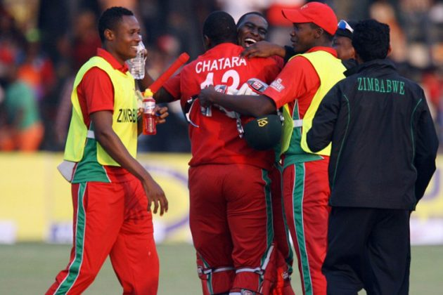 Chigumbura, Utseya star in famous win - Cricket News