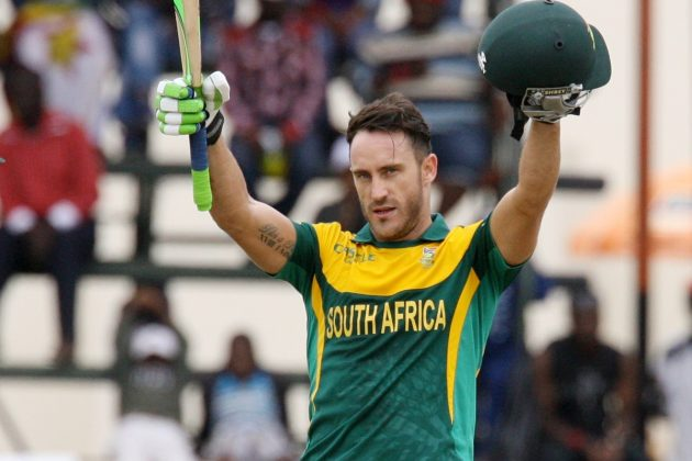 Du Plessis ton powers South Africa to final  - Cricket News