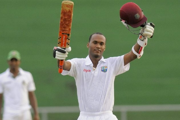 Brathwaite double drives West Indies - Cricket News