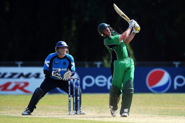 Ireland and Scotland lock horns with one eye on the ICC Cricket World Cup 2015 - Cricket News