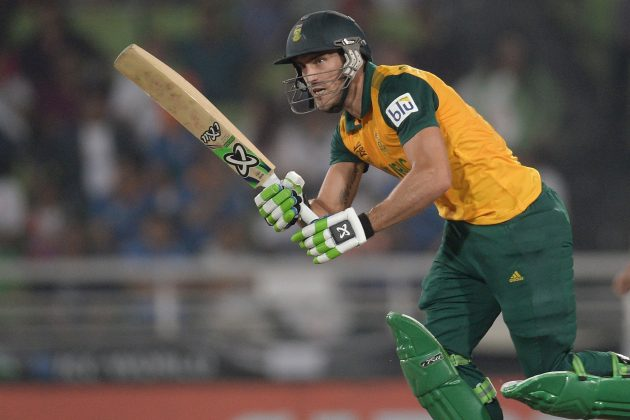 Du Plessis vaults 33 places as de Villiers regains number-one batting spot - Cricket News