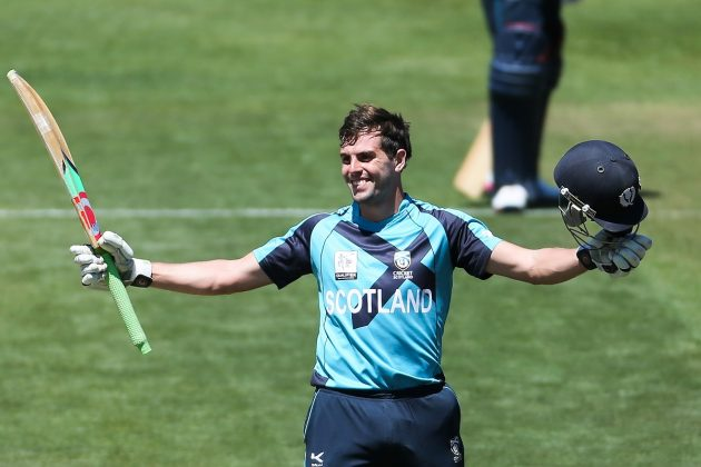 MacLeod, Gardiner steer Scotland to consolation win - Cricket News