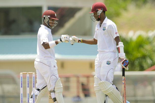 Johnson, Brathwaite in record stand - Cricket News