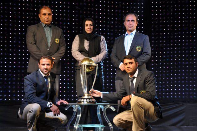 ICC Global Trophy Tour Afghanistan