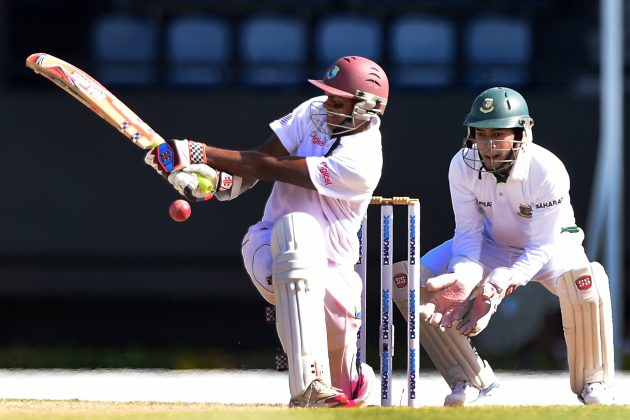 Chanderpaul closes in on century - Cricket News