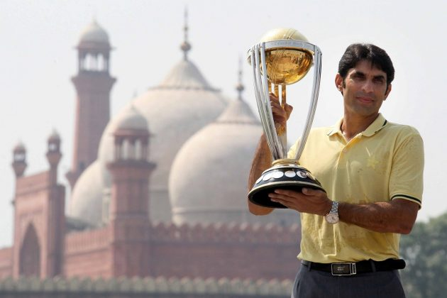 ICC Cricket World Cup 2015 trophy visits Lahore - Cricket News