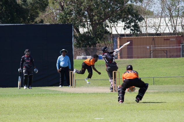 UAE pulls off first win of tour - Cricket News