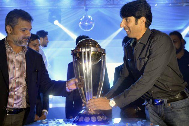 ICC Global Trophy Tour, Pakistan