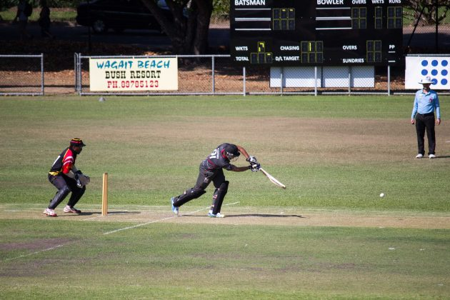 Saqib, Patil lead UAE to comfortable victory - Cricket News