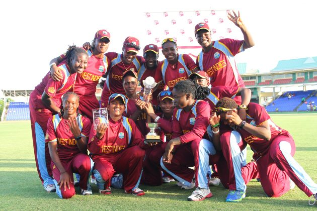 West Indies makes the most of ICC Women's Championship matches against New Zealand  - Cricket News