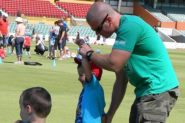 Volunteer Profile: Garth Weyer - Cricket News
