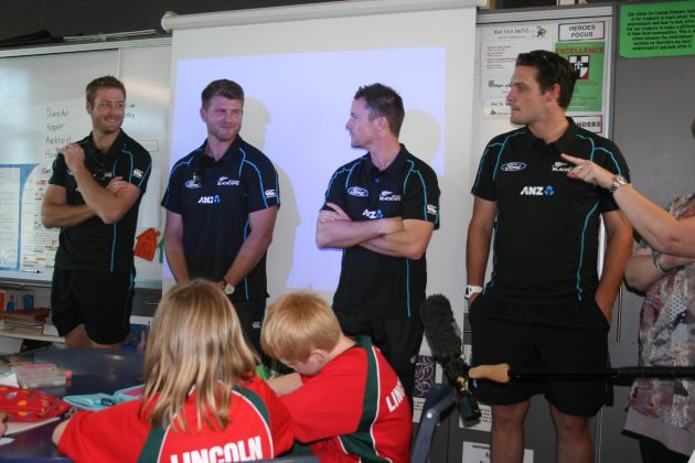 Getting Cricket Smart in New Zealand schools - Cricket News
